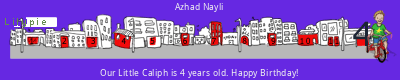 Lilypie Fourth Birthday (O5lX)