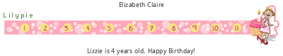 Lilypie Fourth Birthday (kNrv)