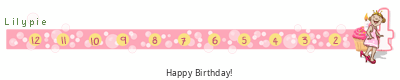 Lilypie Fourth Birthday tickers[/COLOR][COLOR=#ffffff]